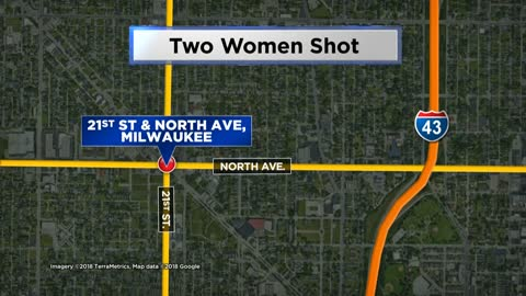 Two women shot near Fond Du Lac and North, not seriously hurt