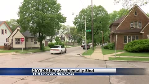 Two-Year-Old Milwaukee Boy Victim of Accidental Shooting