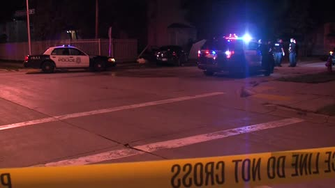 One in custody following police chase, crash near 20th and Galena