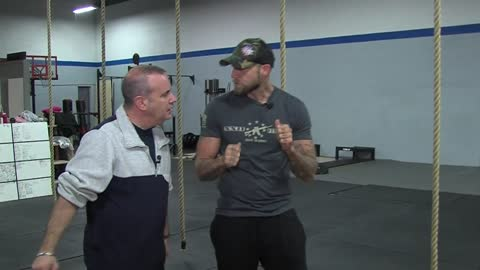 Local gym helping Veterans who struggle with PTSD