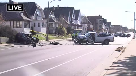 UPDATE: Second driver dies after Wednesday crash near 27th and Locust