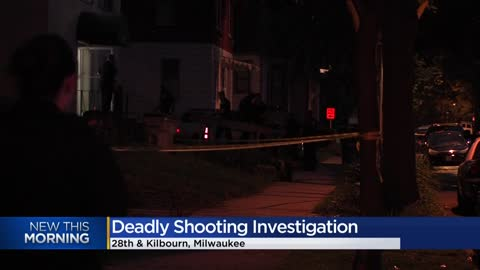 1 dead in shooting near 28th and Kilbourn