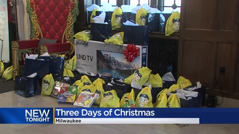 Milwaukee restaurants give back during '3 days of Christmas'...