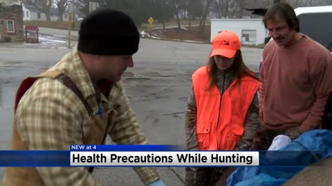 Aurora Healthcare offers information on heart health during hunting season