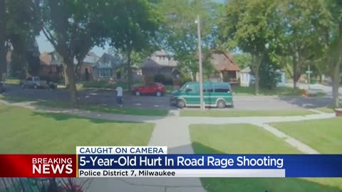 Police arrest 35-year-old Milwaukee man in connection with shooting of 5-year-old girl
