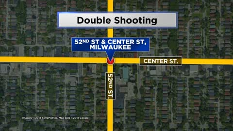 Two injured in double shooting near 52nd and Center in Milwaukee