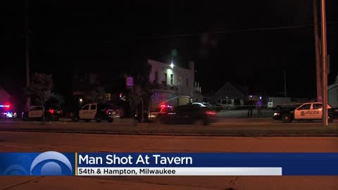 Man shot near 54th and Hampton during attempted robbery