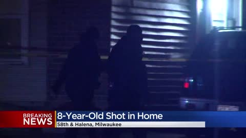 8-year-old girl shot near 60th and Helena, 21-year-old arrested