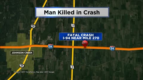 Family of man killed by piece of semi on I-94 asks for community's help