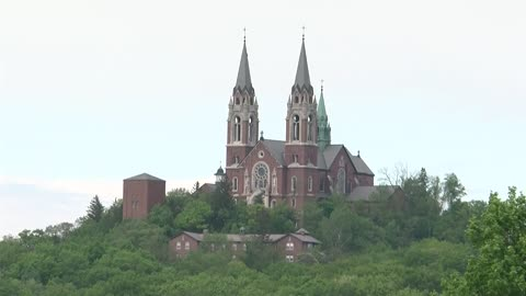Holy Hill prepares for influx of visitors as U.S. Open nears