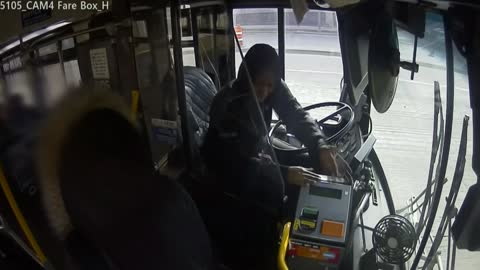 MCTS releases video of fight between bus driver and passenger...