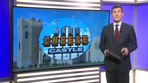 More cheese please! Mars Cheese Castle is expanding
