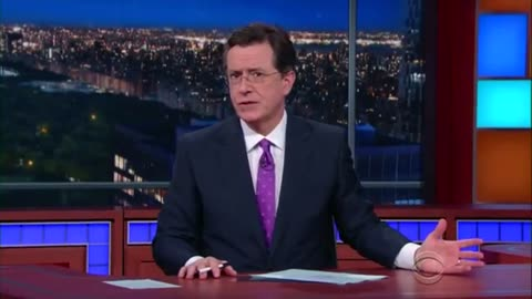 Colbert won't be fined by FCC for crude Trump joke