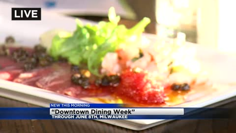 "Hungry?  You're in luck.  It's ""Downtown Dining Week"" in Milwaukee"