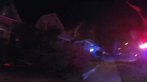 Man wanted after fleeing traffic stop, crashing into Racine home