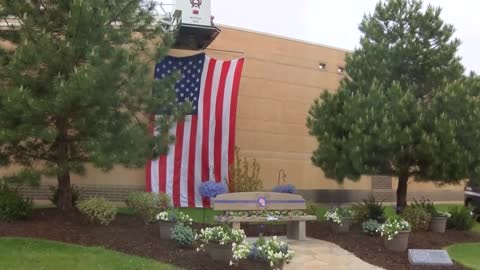 Fond du Lac community unveils memorial to Trooper Trevor Casper