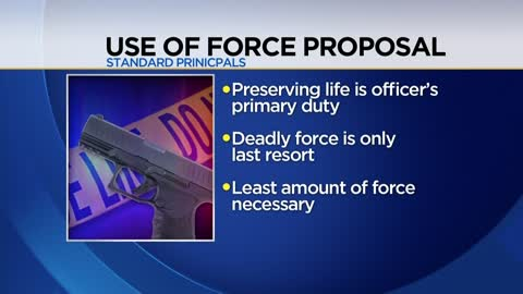 Wisconsin Democrats want police use of force guidelines
