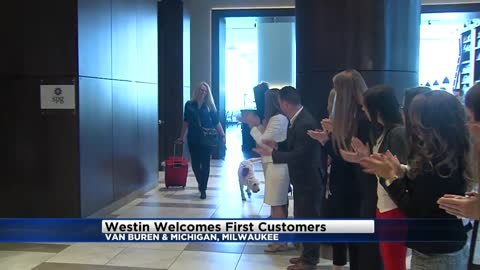 Doggie day spa opens at Westin Hotel in downtown Milwaukee