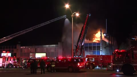 Two local businesses that burned down in same week make plans for the new year