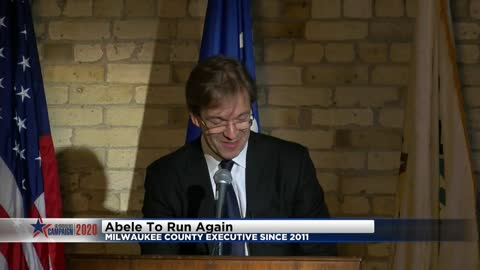 Chris Abele to run again in 2020 for Milwaukee County Executive
