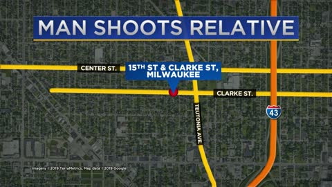 Man accidentally shoots himself during argument on Milwaukee's north side