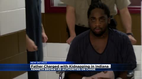 14 Charges filed against south Milwaukee man who kidnapped 2-year-old daughter