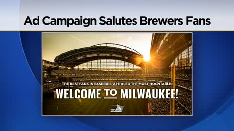 VISIT Milwaukee launches Brewers themed ads