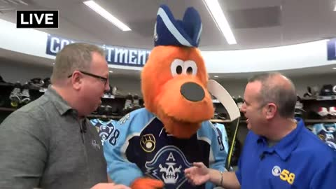 Milwaukee Admirals are ready to drop the puck for another season this Friday