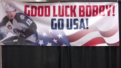 Admirals' Bobby Butler ready for the Olympics