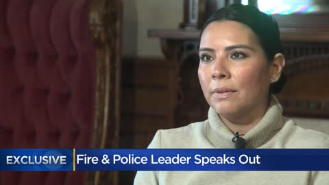 Fire and Police Commission's Executive Director says she's...