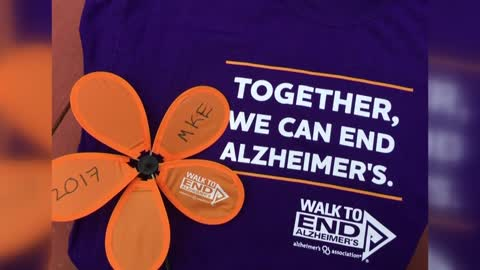 Walk to End Alzheimer's aims to raise awareness, funding for research this weekend