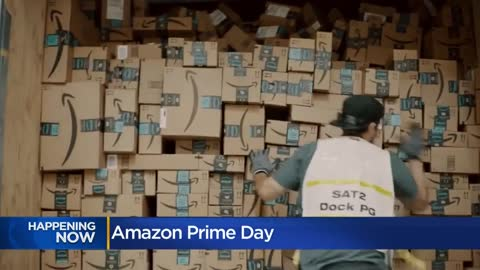 How Amazon Prime Day became the shopping Super Bowl