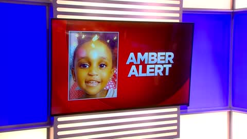 AMBER Alert still active for 2-year-old girl