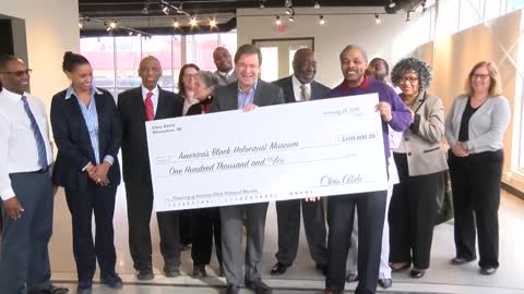 America's Black Holocaust Museum receives donation, proclamation
