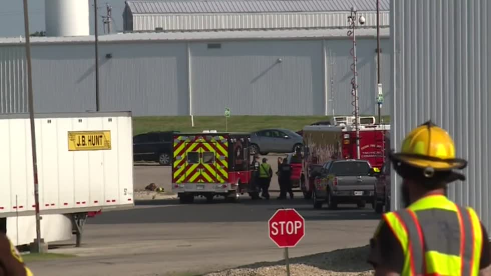 Update: Three still in hospital after ammonia leak at Birds