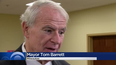 Milwaukee Mayor Barrett, Rep. Gwen Moore named co-chairs of 2020...