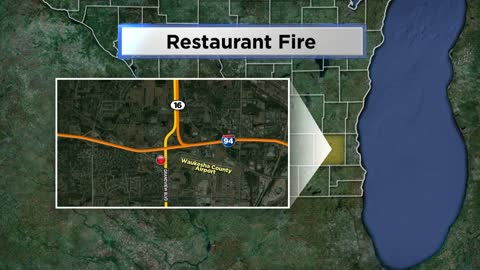 Waukesha Arby's fire started by cardboard oil container left on top of fryers
