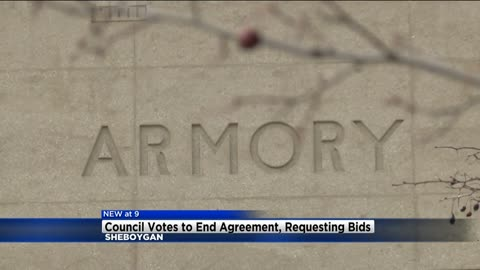 Sheboygan's Common Council moving forward with requests for demolition bids on armory