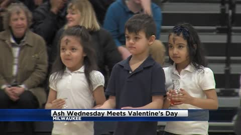 Milwaukee marks beginning of Lent with Ash Wednesday services