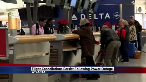 Airlines inch back to normalcy after airport blackout