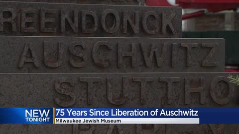 75th anniversary of liberation of Auschwitz prompts reflection...