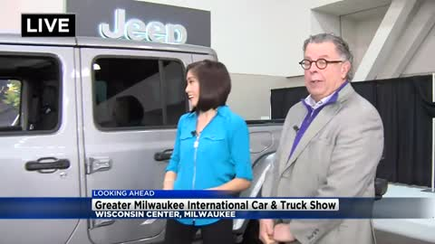 Greater Milwaukee Auto Show rolls into the Wisconsin Center this...