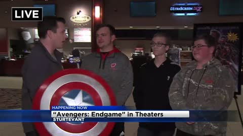 Brewers see 'Avengers: Endgame', movie poised to topple box-office...