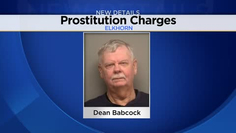 Former police officer charged in connection with suspected prostitution business