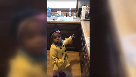 "Video of Milwaukee toddler asking Alexa to play ""Baby Shark"" goes viral"