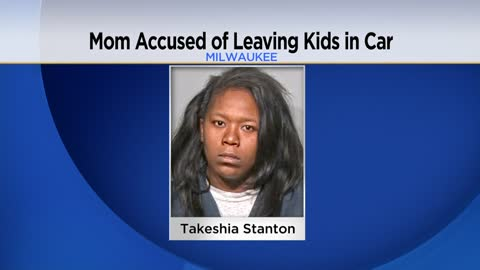 Milwaukee woman arrested after leaving 5 kids, including infant, in car so she could gamble
