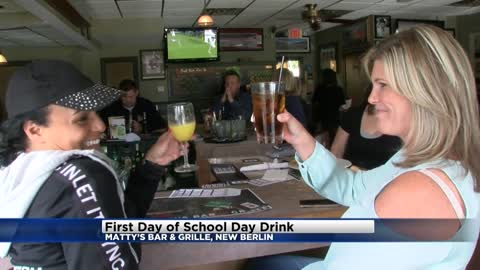 "Local bar helping moms ring in the new school year with ""bad moms"" event"