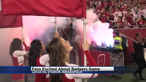 Tickets selling fast for Badgers Big Ten Championship