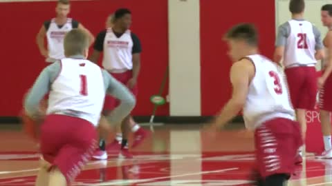 Badgers gear up for international trip