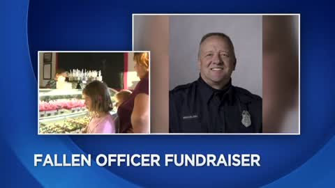 Bake sale at Jen's Sweet Treats in Cudahy raises nearly $10,000 for family of Officer Michael Michalski